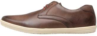Base London Mens Concert Lace Shoes Waxy Brown