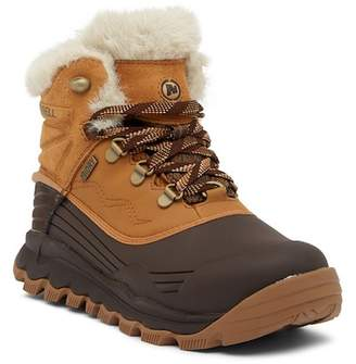 Merrell Thermo Vortex 6 Faux Fur Trimmed Waterproof Boot