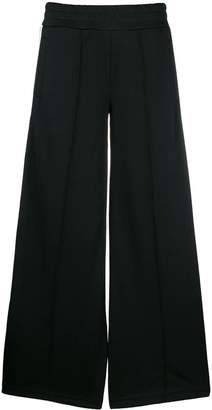 Palm Angels palazzo track trousers