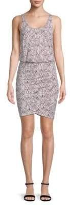 Tart Jan Printed Blouson Dress