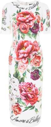Dolce & Gabbana L'amore e Bellezza Dress