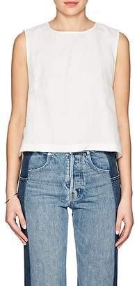 Simon Miller Women's Veyo Linen Sleeveless Top