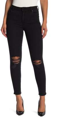 Rolla's Westcoast Distressed Ankle Jeans
