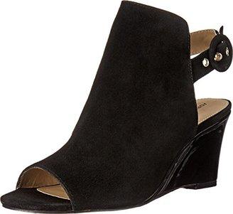 Adrienne Vittadini Footwear Women's Rasi Wedge Sandal $33.99 thestylecure.com