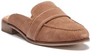 Crevo Zelma Slide-On Suede Loafer