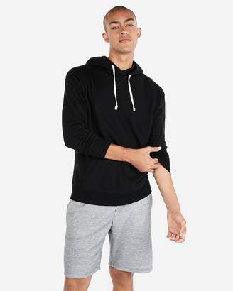 Express Drop Shoulder Popover Hoodie