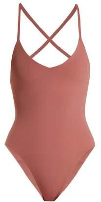 Dos Gardenias - Darkstar Swimsuit - Womens - Pink