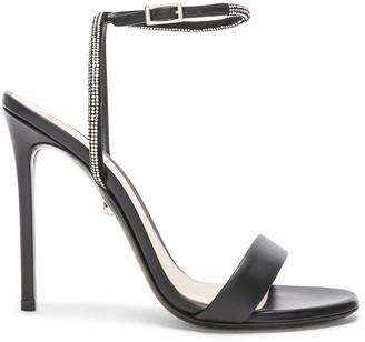 ALEVÌ Milano Cherine Sandal in Campari Black | FWRD