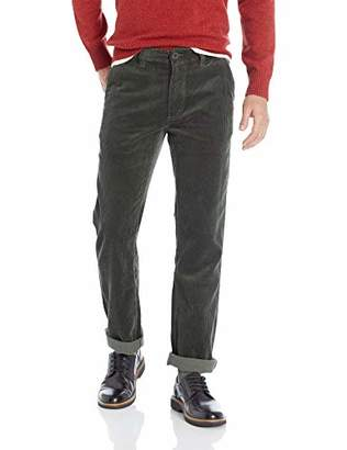 Brixton Men's Fleet Relaxed Fit Rigid Straight Leg Chino Pant