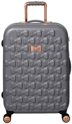5eab718086053a Ted Baker Beau Medium 4 Wheel Suitcase Grey