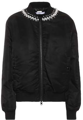 Givenchy Embellished bomber jacket