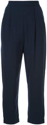 CLANE tailored fitted trousers