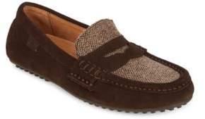 Polo Ralph Lauren Velvet Plaid Loafers