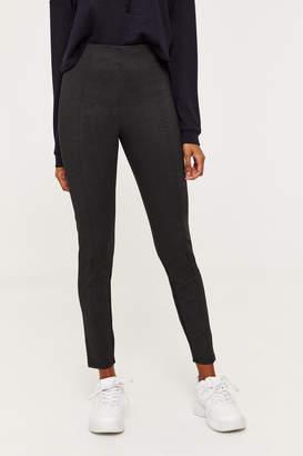 Ardene Ponte Knit Dress Leggings
