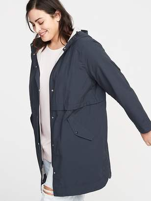 Old Navy Hooded Plus-Size Anorak
