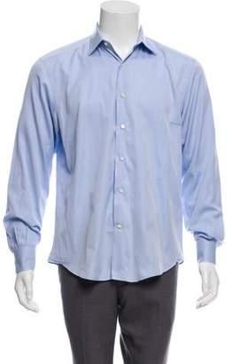 Salvatore Ferragamo Patterned Dress Shirt