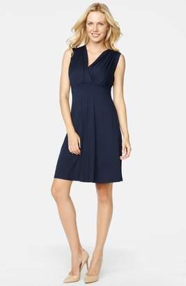 Maternal America Tummy Tuck Sleeveless Maternity/Nursing Dress