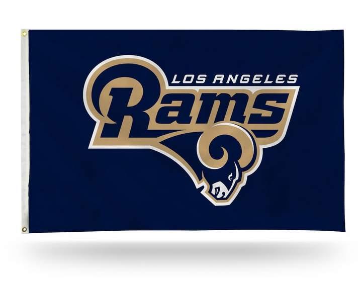 Los Angeles Rams Banner Flag