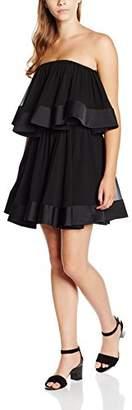 Keepsake Women's Not to BE Mini Dress,(Manufacturer Size:Large)