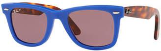 Ray-Ban Polarized Classic Wayfarer Sunglasses