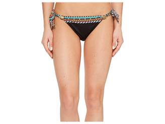Nanette Lepore Tribal Beat Vamp/Cheeky Women's Swimwear