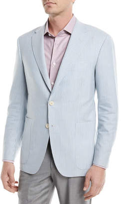 Oxxford Striped Sport Coat