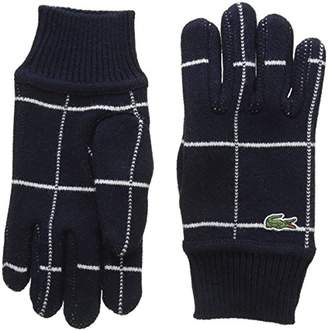 Lacoste RV9354 Gloves,(Manufacturer Size: S)