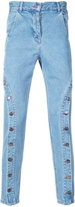Neith Nyer boyfriend jeans
