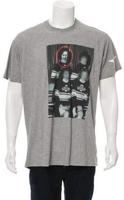 Givenchy Cheerleader Graphic T-Shirt