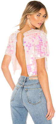 h:ours Maliah Top