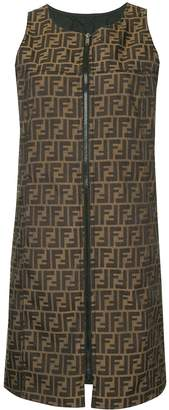 Fendi Pre-Owned Zipper dress