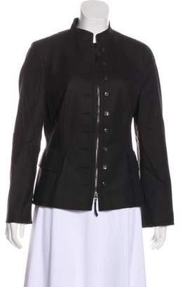 Akris Punto Wool Casual Jacket