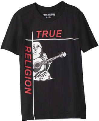 True Religion Sliced Buddha T-Shirt