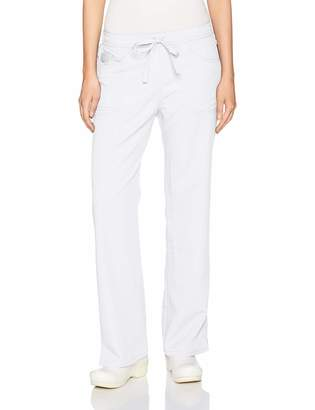 Cloud Nine Code Happy Women's Mid Rise Moderate Flare Leg Pant