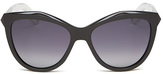 Givenchy Cat Eye Sunglasses, 55mm $325 thestylecure.com