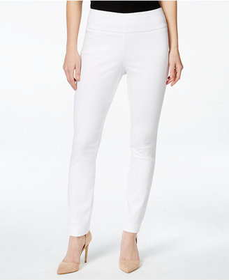 Style & Co. Tummy-Control Stretch Leggings, Only at Macy's $27.98 thestylecure.com