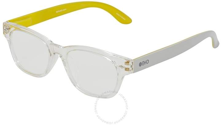 B+D Super Bold Reader Brilliant Crystal Eyeglasses