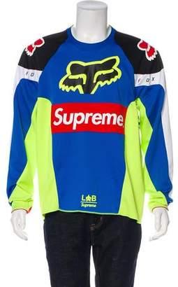 Fox Racing Supreme 2018 Moto Jersey T-Shirt w/ Tags