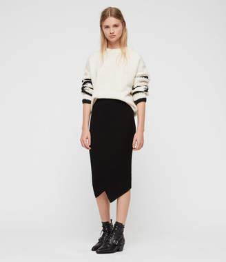 AllSaints Amara Skirt