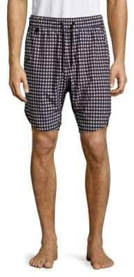 Publish Gingham Shorts