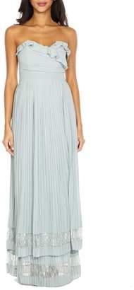 TFNC Akira Strapless Gown