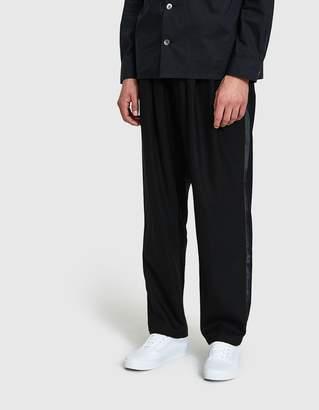 Maiden Noir Tuxedo Elastic Trouser