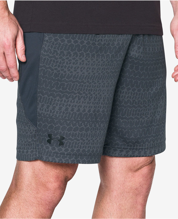 Under Armour Raid Jacquard Shorts