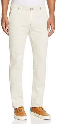 AG Green Label Graduate Regular Fit Trousers $178 thestylecure.com