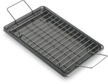 Chicago Metallic 2-Piece Baking and Roasting Set