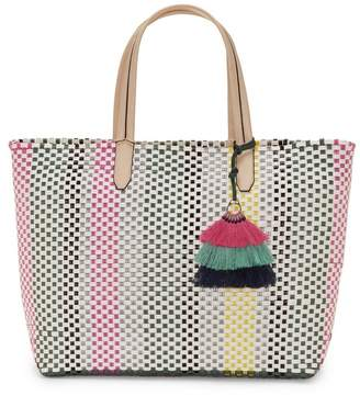 Vince Camuto Freja – Woven Large Tote