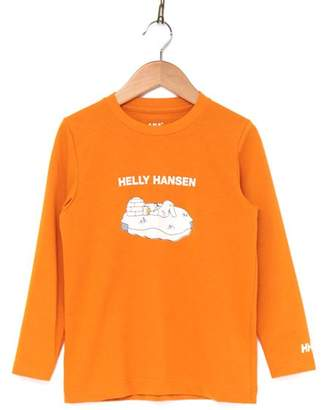 Helly Hansen (ヘリー ハンセン) - HELLY HANSEN K L/S Bear Tee