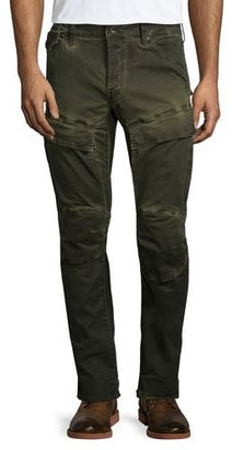 G-Star 5620 3D Air Defense Slim Jeans, Gray $170 thestylecure.com
