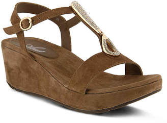 Azura Lawna Wedge Sandal - Women's