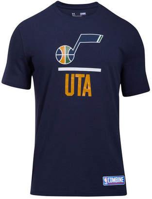 Under Armour Men's Utah Jazz Lockup T-Shirt